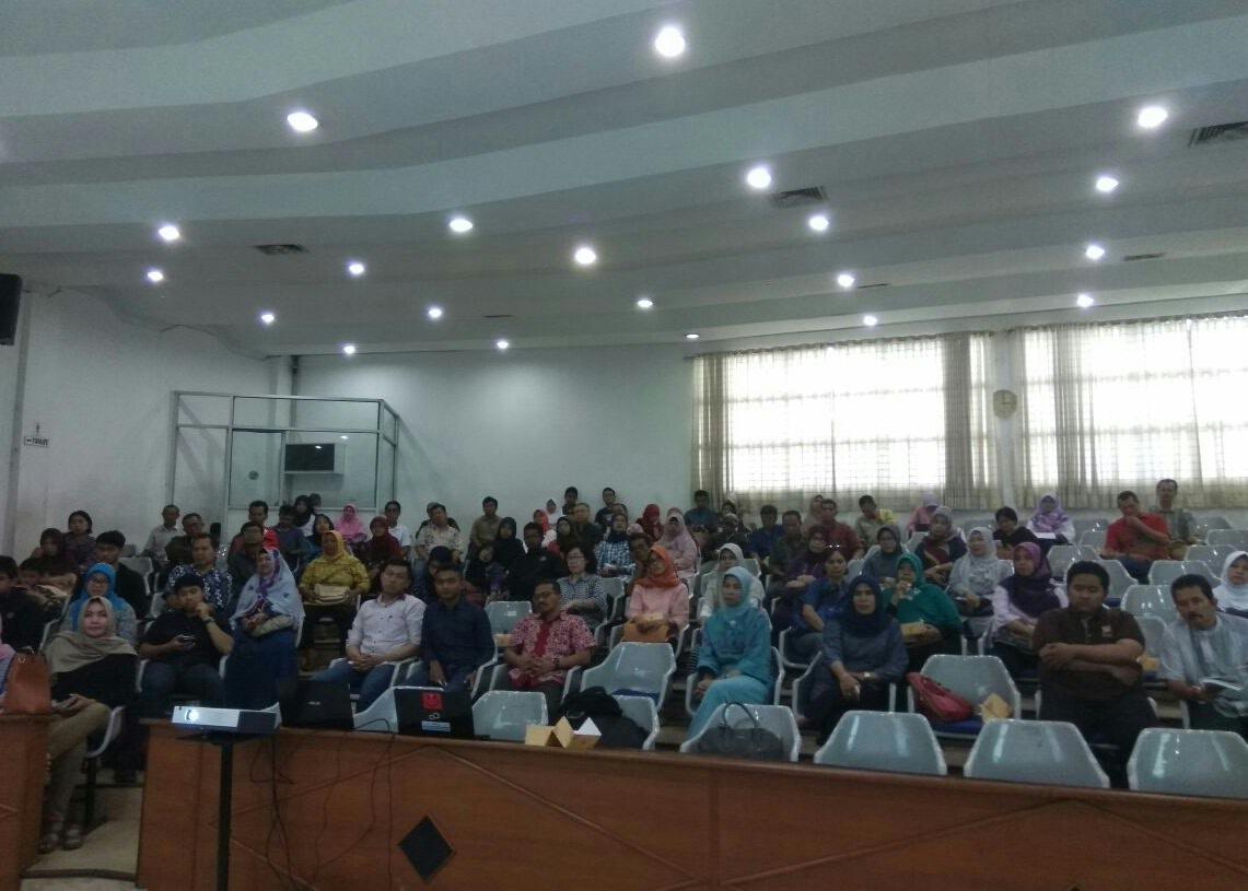Acara Pertemuan Orang Tua/Wali Mahasiswa Baru Fakultas Teknologi Informasi Universitas Budi Luhur