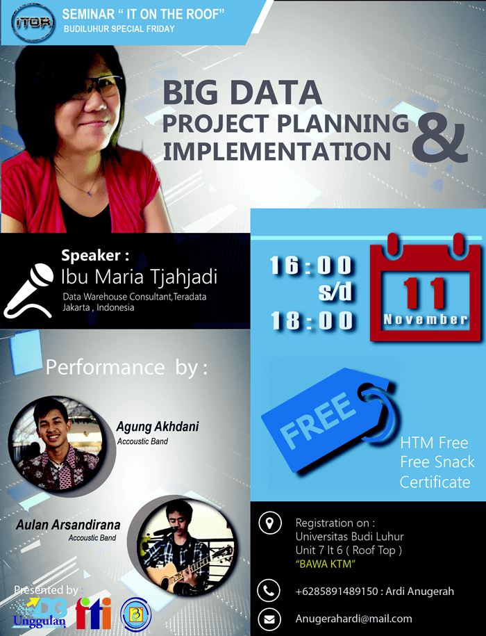 [:id]Seminar ITOR #29 – Big Data project Planning and Implementation[:en]Seminar ITOR #29 – Big Data project Planning and implementation[:]