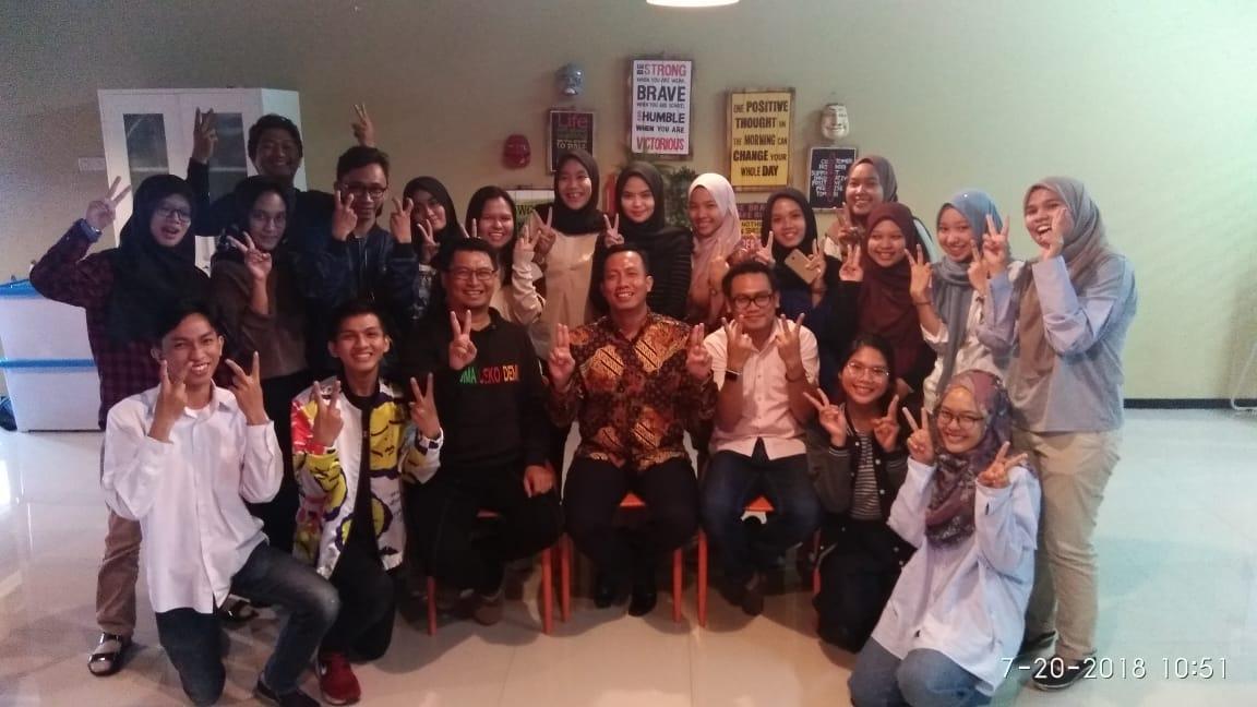 Pelaksanaan Program Summer School Mahasiswa FTSM Universiti Kebangsaan Malaysia (UKM) ke UBL 2018