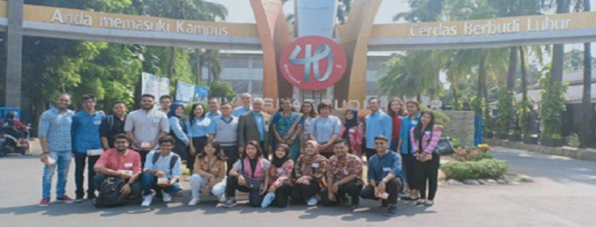 Ini Dia 9 Mahasiswa Asal India Ikut Pertukaran Pelajar ke Universitas Budi Luhur