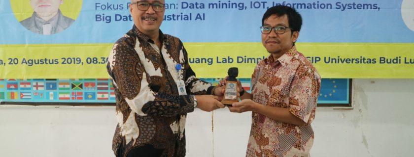 Diaspora Indonesia Sharing Riset untuk Bidang Data Mining, IOT, Information System, Big Data dan Industrial AI di FTI Budi Luhur
