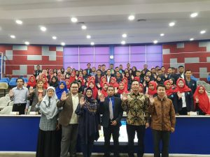 Foto Bersama Pada Kunjungan Universitas Ichsan Gorontalo