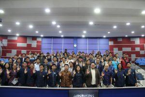 Foto Bersama Forum Diskusi Bimbingan KKP & Skripsi Mahasiswa Teknik Informatika Semester Gasal 2019/2020