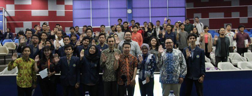 """Pelaksanaan Forum Diskusi """"Persiapan Sidang KKP dan Skripsi Semester Gasal 2019/2020"""" Teknik Informatika"""