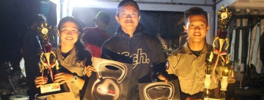 Ismaya Putri Waskhita Berhasil Meraih Juara III Pada Cakrawala Climbing Competition STT-PLN 201