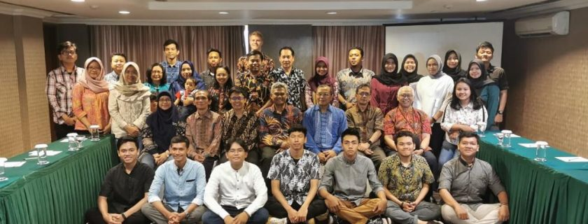Pelepasan Mahasiswa/i FTI Peserta Student Exchange Programme Ke FMIPA UGM