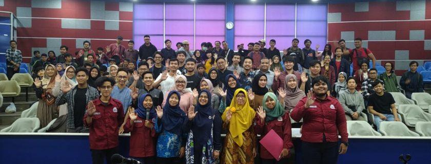 Foto Bersama Forum Diskusi KKP dan TA Prodi Sistem Informasi Semester Gasal 2019/2020
