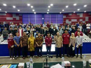 Forum Diskusi Skripsi, Kuliah Kerja Praktek dan Kuliah Kerja Nyata Program Studi Sistem Informasi Semester Genap 2018/2019