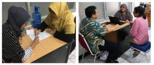 Proses pembuatan HKI dan Evaluasi kegiatan PKM