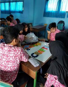 Suasana Kelas Crafting
