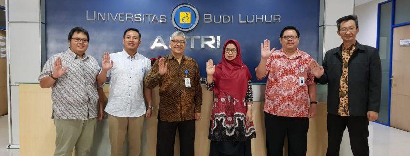 Kunjungan STMIK Amik Riau