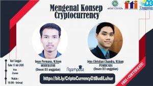 Mengenal Konsep Cryptocurrency