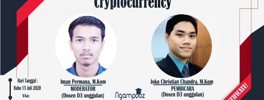 Mengenal Konsep Cryptocurrency