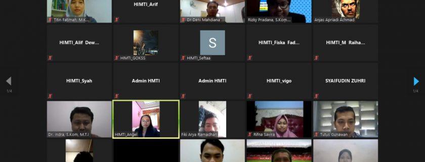 Pelaksanaan Forum Diskusi Bimbingan KKP dan Skripsi Mahasiswa Teknik Informatika Semester Gasal 2020/2021