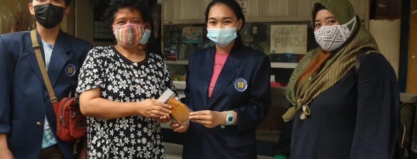 Mahasiswa Universitas Budi Luhur Melakukan Kegiatan KKN di Daerah Pondok Labu dengan Membangun Kembali Kebiasaan Pola Hidup Sehat