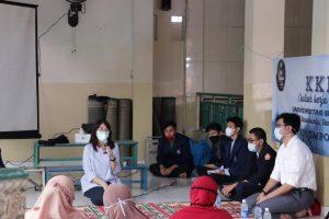 Edukasi COVID-19 Oleh Dr. Qannisa