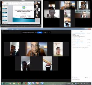 Pelatihan Telegram pada PT Mitra Atlantik Nusantara