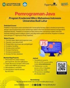 Pemrpgraman Java