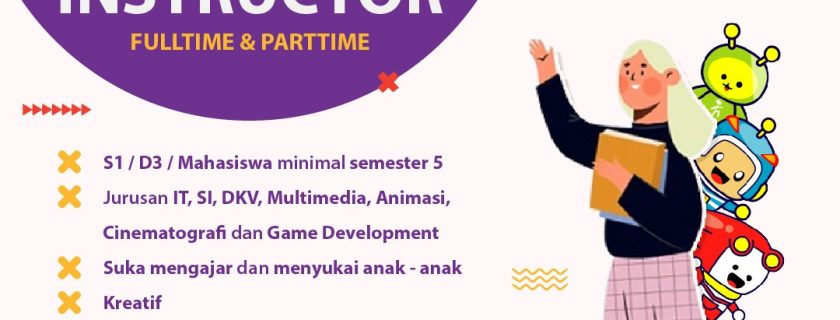 Instructor Full Time & Part Time