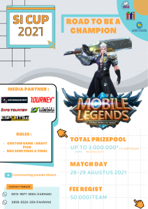 SI CUP MOBILE LEGENDS